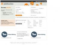 jobturbo.de - Stellenangebote der führenden Jobbörsen und Zeitungen - Eine Suche. Alle Jobs.