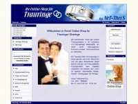 Trauringe, Eheringe, Trauring, Ehering - Online Shop  -