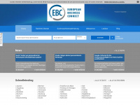 European-business-connect.de - Branchenbuch und Branchenverzeichnis von EBC