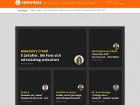 Spieletipps.de - spieletipps - verrückt nach Games: News, Tests, Cheats, Meinungen und mehr