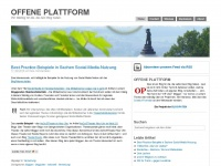 offene-plattform.de