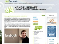 Handelskraft &ndash; Das E-Commerce und Social-Commerce-Blog
