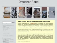 Dresdner|Rand | Dresden vom Rand her betrachtet.