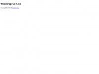 wiederspruch.de - Wiederspruch