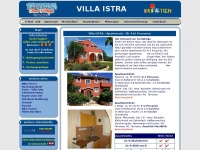 Kroatien - Villa Istra - Apartments in Tar-Vabriga-Perci, Istrien
