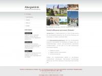 Allergieklinik - Allergologie & Dermatologie - Spezialklinik Neukirchen in D-93453 Neukirchen b. Hl. Blut