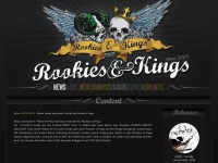 Rookies & Kings  Label - Recording | Distribution | Merchandise | Promotion
