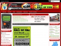 Freiwillige Feuerwehr Weingarten / Baden