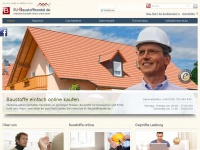 Preiswerte Baustoffe online kaufen. EU-Baustoffhandel.de - ein online Portal der WIRBAU GmbH