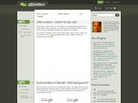 Twitter Blog mit SEO, Web und Fun Twitter News | abtwittern