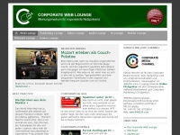 Online Agentur 4iMEDIA » Corporate Web Lounge:  Marketing, Web Content, Full Service, Redaktion, Texte, Kommunikation