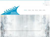 Görtler Industrievertretungen - Materialfluss, Automation, Maschinenelemente und Komponenten