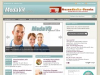 Gesundheitsportal MedaVit.de - Infos zu Krankheiten, Medizin, Ratgeber Gesundheit