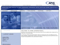 Serving the world's wet process industry with passion - AP-S