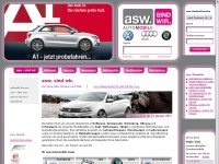 asw asw ber uns asw gruppe audi volkswagen skoda. Black Bedroom Furniture Sets. Home Design Ideas