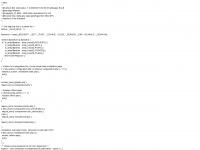 Auto - Banderitsch - Startseite