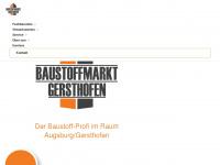 Baustoffmarkt Gersthofen: Home