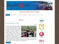 Beethovenschule Singen! Gemeinschaftsschule - Beethovenschule Singen! Grund- u. Werkrealschule. Gemeinschaftsschule