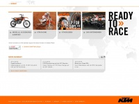 Ktm.de - KTM.com - Ready to Race - KTM-Sportmotorcycle AG