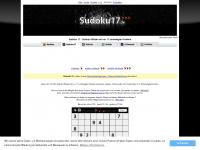 Sudoku17.de - Sudoku