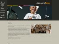 drummer's focus - Schlagzeugschule München, Stuttgart, Salzburg, Köln, Bodensee-Markdorf und Bodensee-Friedrichshafen