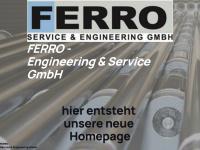 Ferro Leistungen Services Ferro Gmbh