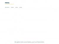 Frihol.de - FRIHOL - Der Champion der Champignons - Unternehmen