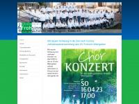 Home - Homepage des GV Frohsinn Weingarten 1886 e.V.
