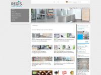 Regis.de - Startseite  - Website - REGIS GmbH