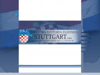 ::: HKZ-Stuttgart : Hrvatska Kulturna Zajednica Stuttgart 1984 :::Kroatische Kulturgemeinschaft Stuttgart e.v. ::: - HOME