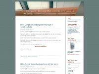 Mini-GmbH | 1 Euro GmbH | Haftungsbeschränkte Unternehmergesellschaft » Mini-GmbH - Der neue Weg in die Selbstständigkeit