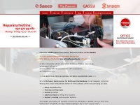 Saeco Servicecenter Berlin, Reparatur, Service Saeco Ersatzteile Berlin
