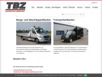 Tbz-fahrzeugbau.de - TBZ GmbH - Fahrzeugbau - Bretten