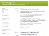 adminblogger.de