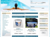 Poolsgarden.de - Ihr Pools und Swimmingpool Discounter - POOLSGARDEN.DE