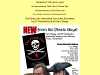 The Official site for International Talk Like A Pirate Day  - September 19