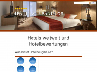 hotelzeugnis.de