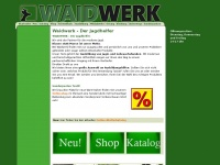 waidwerk-international.com Thumbnail