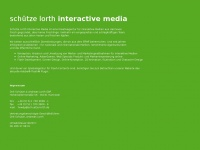 slim | schütze lorth interactive media