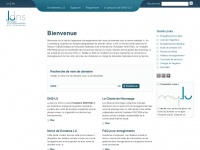 DNS Luxembourg - Home