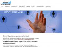 Dupuytren-online.de - Deutsche Dupuytren-Gesellschaft e.V.
