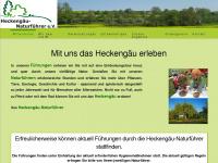 Heckengäu-Naturführer -  Naturkundliche Führungen - Willkommen