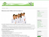Forum-impfen.de - Start
