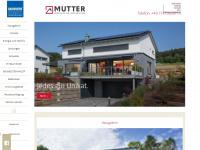 Ihr Baumeister-Haus-Partner in Waldshut - Projektbau Mutter AG