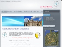 Startseite - pro-sancta-ecclesia.de