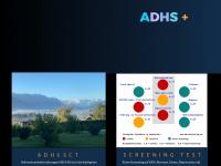 ADS / ADHS Monitoring - ADS Eltern-Kind Training