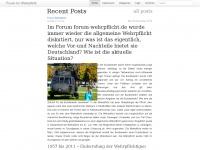 forum-wehrpflicht.de Thumbnail
