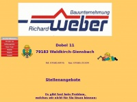 richard-weber-bau.de
