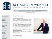 SCHAEFER & WUNSCH HOME