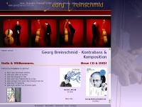 Georg Breinschmid | bass player & composer